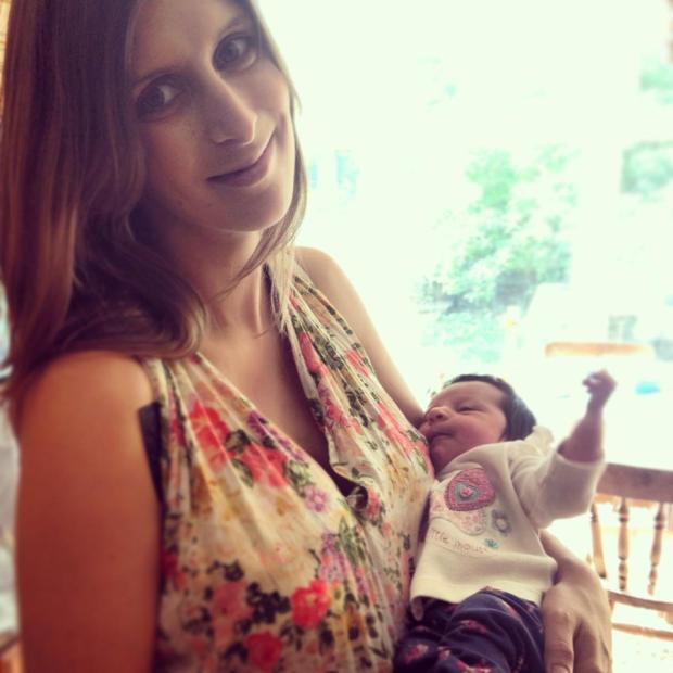Maisie and Mummy