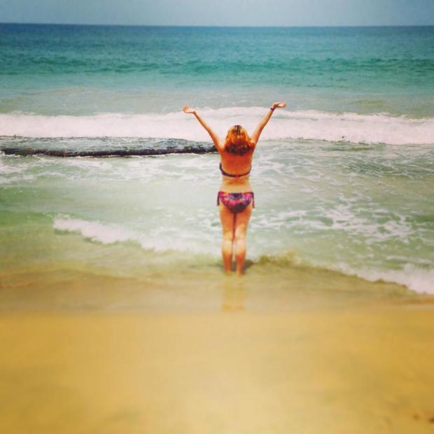 My heart belongs to the ocean