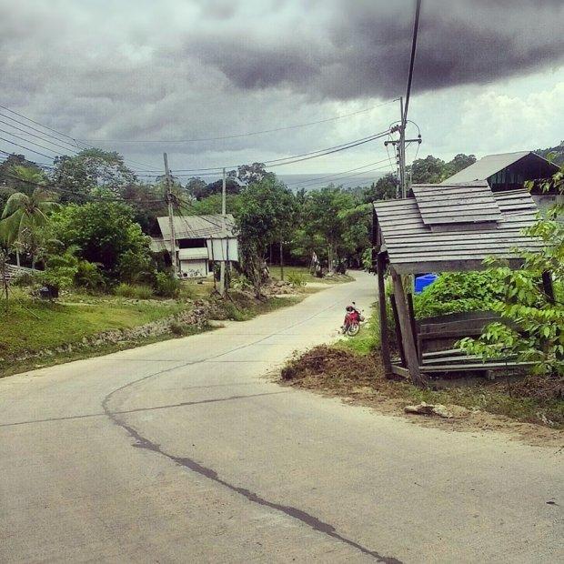 Trekking Koh Tao