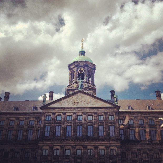 Royal Palace of Amsterdam