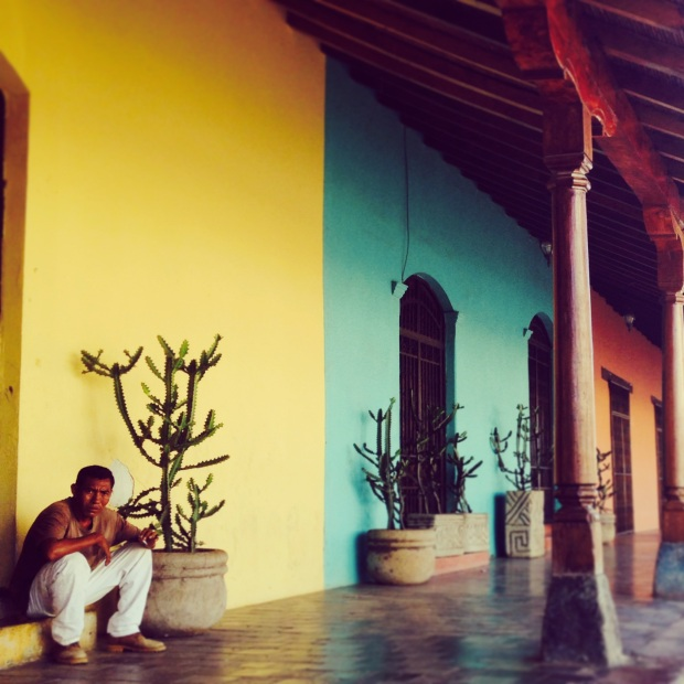Colours of Nicaragua