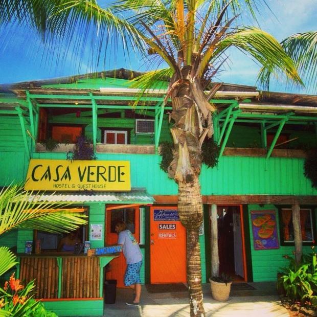 Casa Verde - Found on Bocasdeltoro.com
