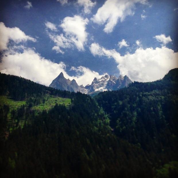 Piercing Peaks