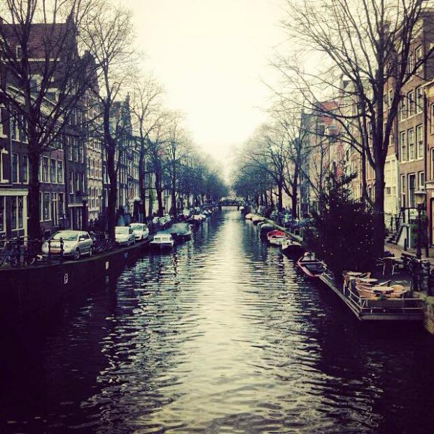 I love these canals