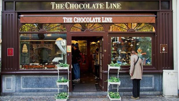 Belgium Chocolate, need I say more?!